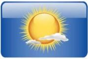 Onweer? Hitte, zon en regens en voorspellingen