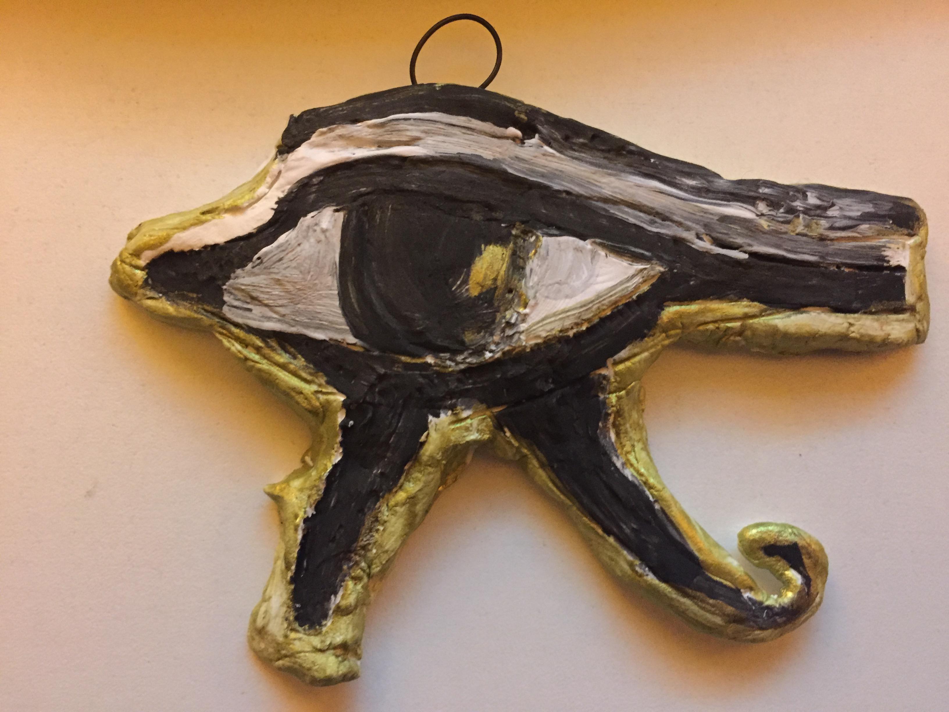 eyeofhorus via Angel-Wings