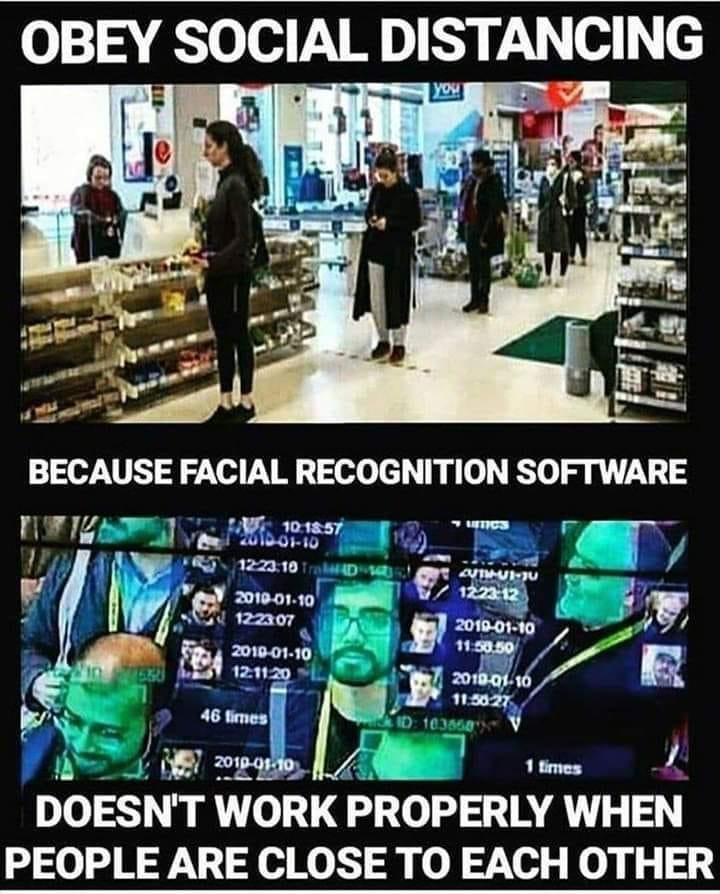 Waarom wil men in NL niet dat we mondkapjes dragen?