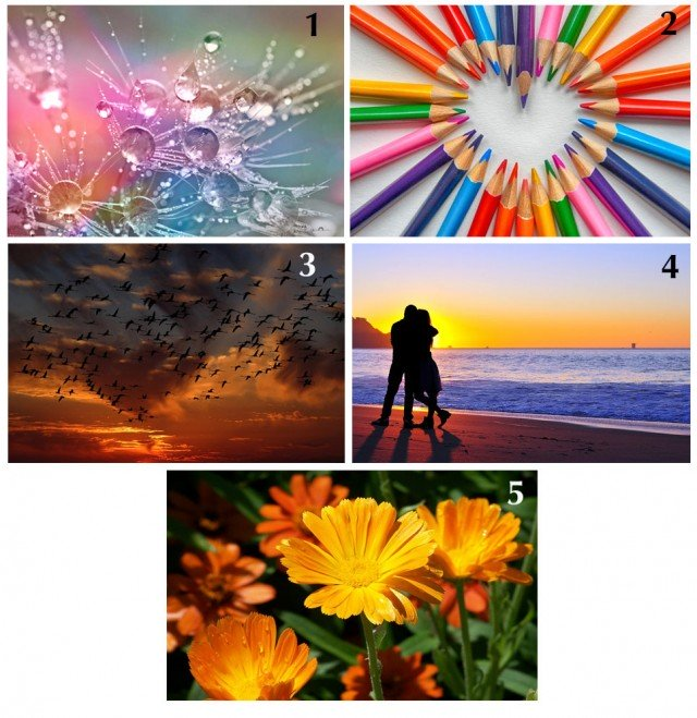 Kies een plaatje en ontdek de boodschap die voor jou bestemd is