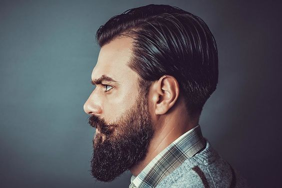 Introducing Slick Back Hair: How To Choose, Cut, Style And Maintain