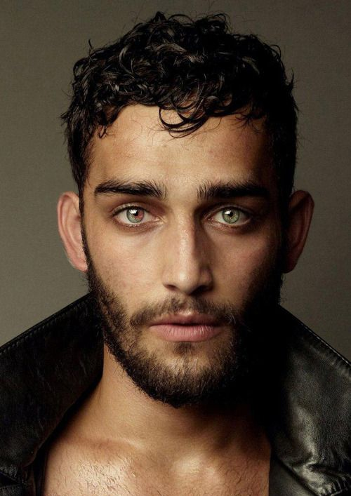#letyourcolorout Cristian Codrin, German handball player, now model, b. 1989, orig. born in Romania.