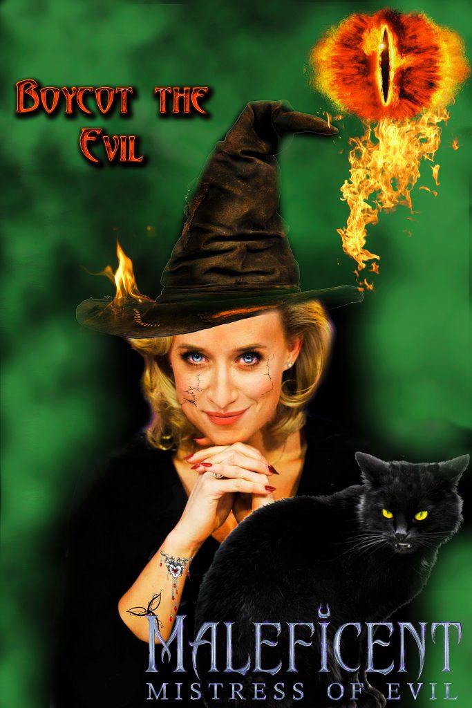 Eva Jinek, ze is een heks