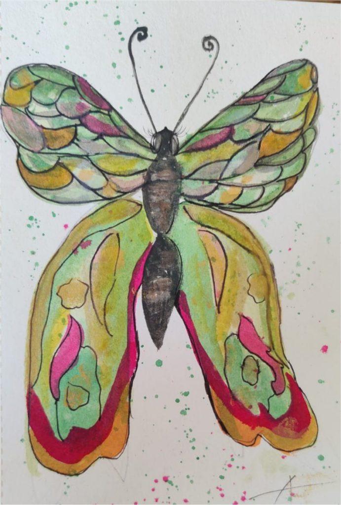 butterfly via Angel-Wings